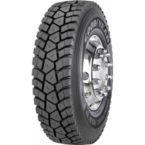 Goodyear Omnitrac MSD II PLUS 325/95R24 162/160K TL 572804