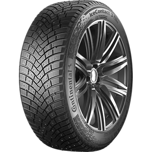 шип Continental IceContact 3 235/45R18 98T FR XL TR 0347439/0347883