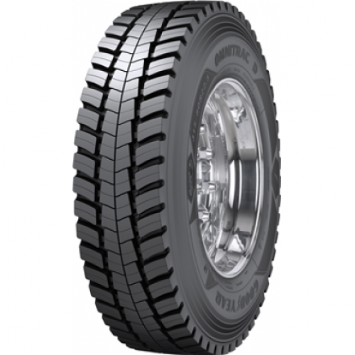 Goodyear Omnitrac D 315/80R22,5 156/150K TL M+S 569565