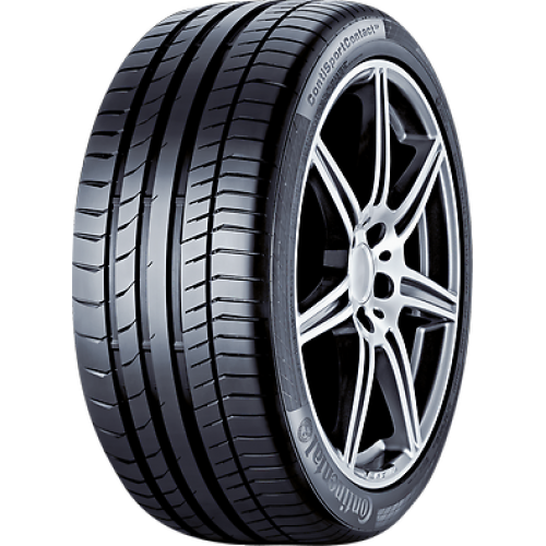 Continental ContiSportContact 5 215/50R17 91V FR 0357211